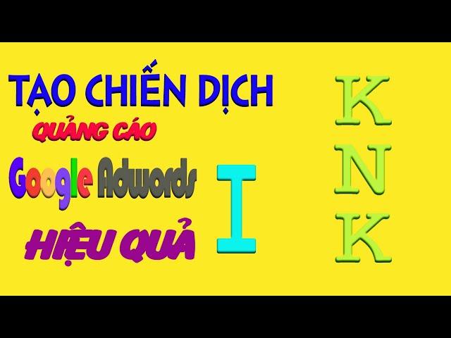 [Long Dang] Google Adword