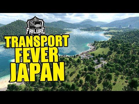 Transport Fever 2 Japan part 1