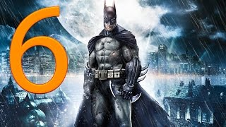 Batman Arkham Asylum Walkthrough Part 6 No Commentary 1080p HD