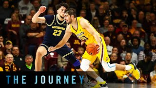 Cinematic Highlights: Michigan at Minnesota | B1G Basketball | The Journey