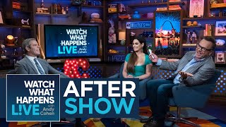 After Show: Tom Arnold's Megyn Kelly Interview | RHOD | WWHL