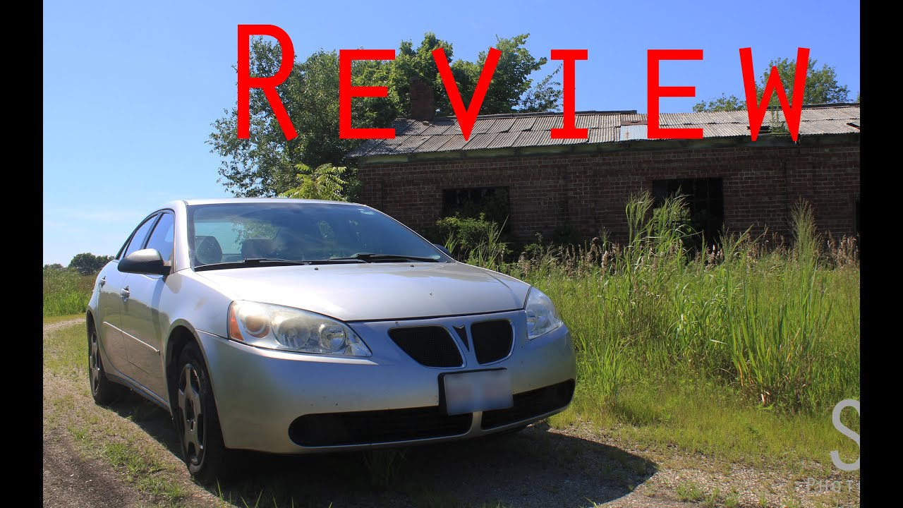 2007 Pontiac G6 Review