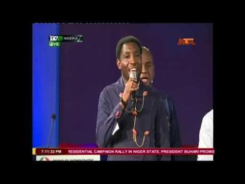2019 NEDG/BON Presidential Debate - Kingsley, Durotoye and Ezekwesili