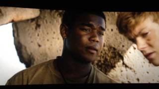 The Scorch Trials Scene: Winston's death