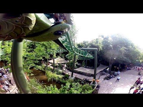 Arthur - Europa-Park OnRide POV / Im Königreich der Minimoys [HD]