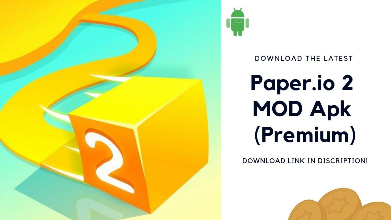 Paper io 2 MOD (Premium) 1 3 10 Latest Download | Unlocked