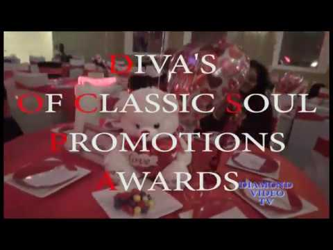 DIAMOND VIDEO PRESENTS: CJ ENTERTAINMENT  DIVA'S PROMOTIONS AWARDS