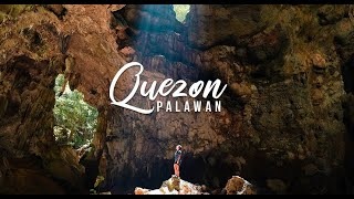 QUEZON PALAWAN : THE TABON CAVES AND SECLUDED ISLES