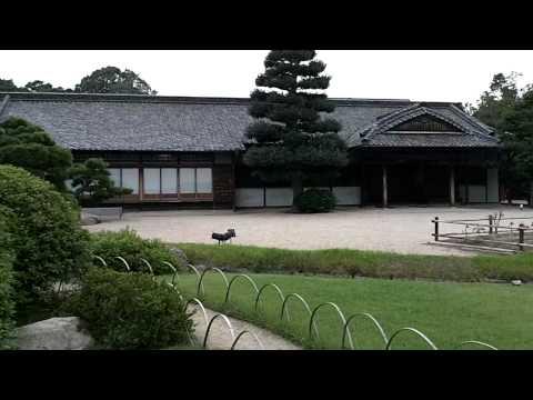 Okayama's Korakuen Park (Part 1)