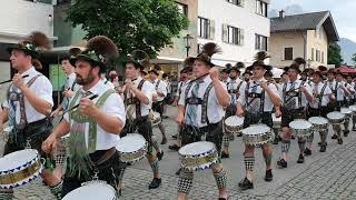 가르미슈파르텐키르헨 마을축제
