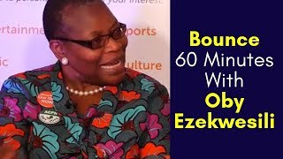 Oby Ezekwesili: Boko Haram Is An Industrial Complex | #Bounce60Minutes (Part 3)