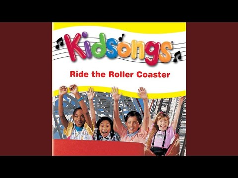 Kidsongs Ride The Roller Coaster 1990 Ending Credits 1995 By