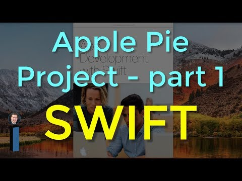 Apple Pie Project - part 1 - App Development with Swift Mp3