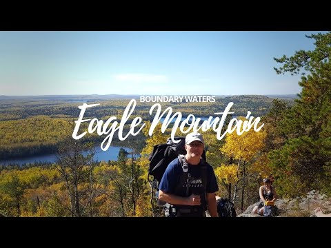 Boundary Waters Backpacking - Eagle Mountain