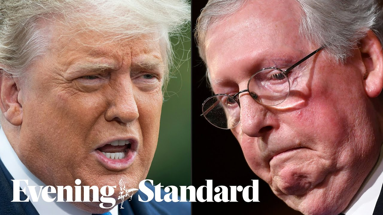 'Dour, sullen, and unsmiling political hack': Trump goes after ...