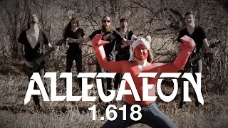 "Allegaeon ""1.618"" (OFFICIAL VIDEO)"