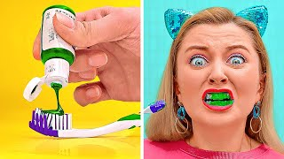 CRAZIEST PRANKS FOR FRIENDS AND FAMILY || Easy and Fun DIY Family Pranks