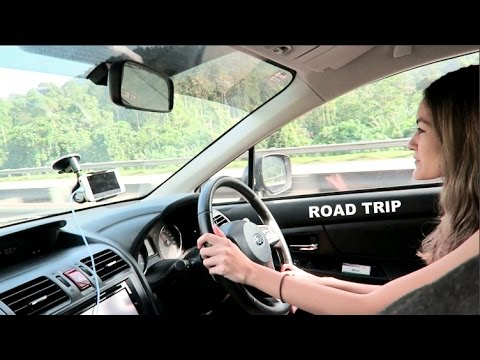 Road Trip in Malaysia | from KL to George Town