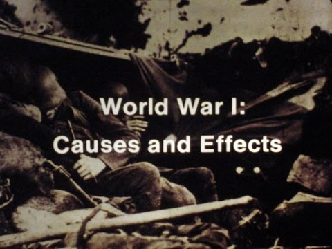 causes and effects of war