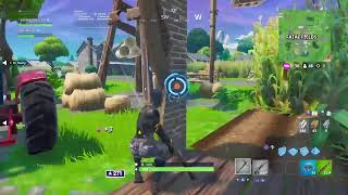 Fortnite Live/Season 9 Battle Royal:)Use Code FAKENOOB_YT In Item shop:) Playing With Subscribers