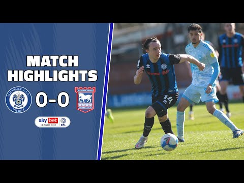 Rochdale Ipswich Goals And Highlights