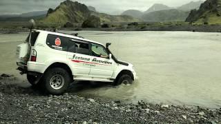 Iceland - Thorsmork Valley River Crossing Summer 2017 F249