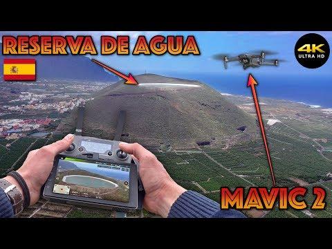 "Reserva De Agua En Lo Alto ""Mavic2 Pro"" 4K/DronePilot"