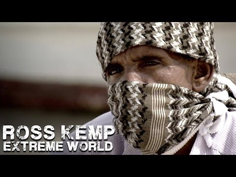 Ross Kemp Comes Face to Face With a Somali Pirate | Ross Kemp Extreme World