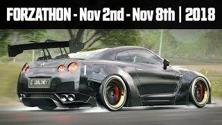 Forzathon - Nissan GT-R HE - Forza Horizon 3