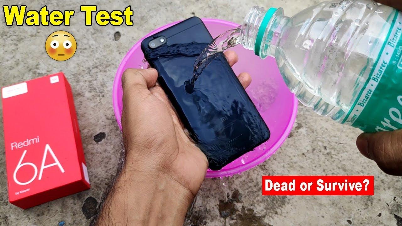 test redmi 6a