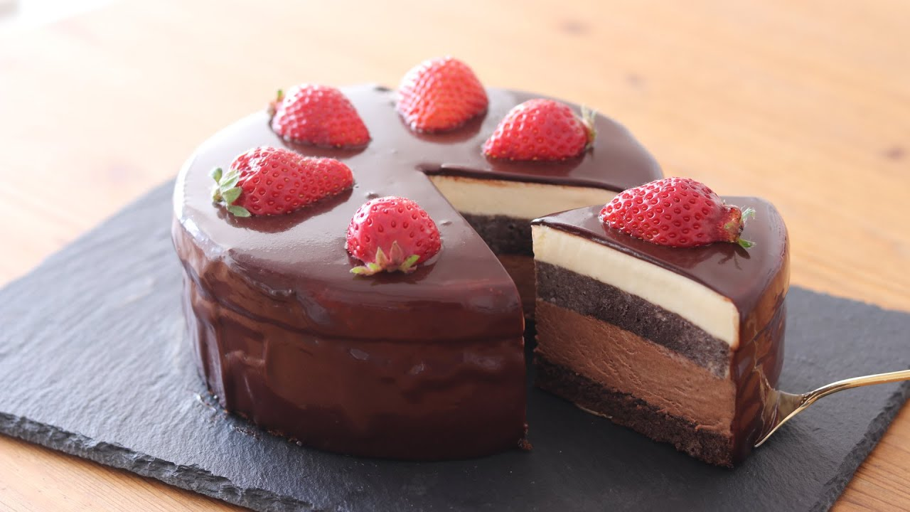 レシピ チョコレート ムース
