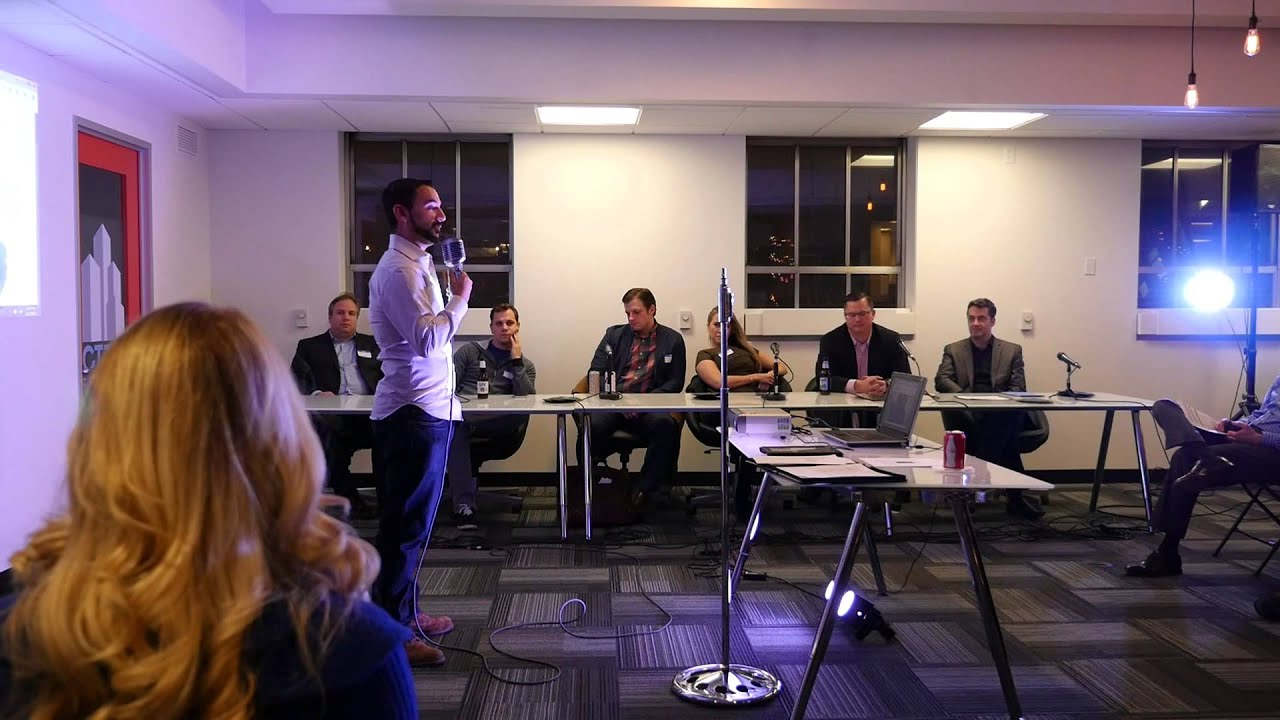 SpotHero CEO Mark Lawrence Keynote VC Pitch - Part 2