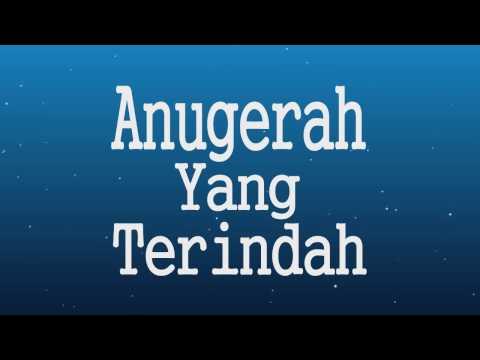 LETTER FOR ME   Kau Anugerah Terindah  Official lyric Video