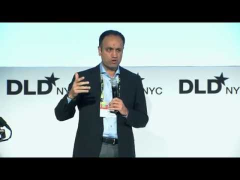 Moving from Health to Wellbeing (Sunny Singh, Founder of RoundGlass Partners) | DLDnyc 16