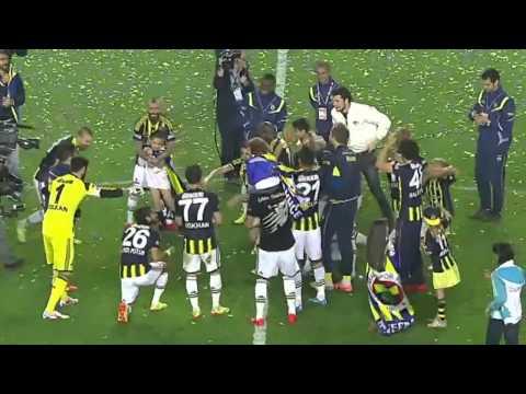 Fenerbahçe Şampiyonluk Şarkısı  Akşama Geleceğim