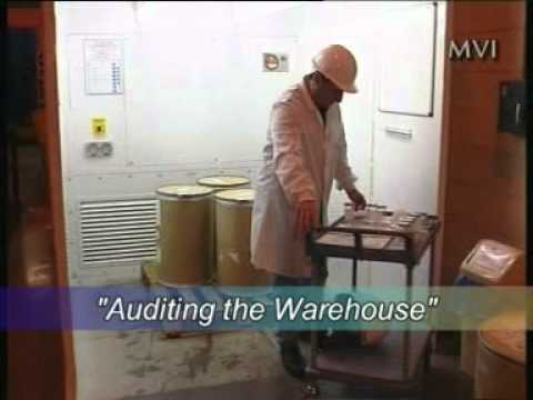 Auditing The Warehouse