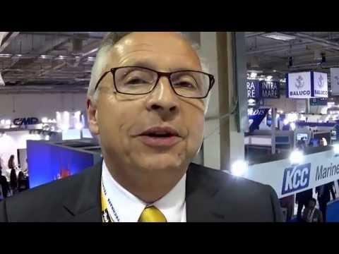 Hellenic Shipping News Worldwide  Posidonia 2016 Coverage: Parker Kittiwake Interview