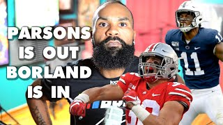 Penn State All-American LB Micah Parson opts out as Ohio State LB Tuf Borland opts in