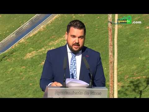 Inauguración del Parque Municipal 'Concejala Dolores Camino' de Gines