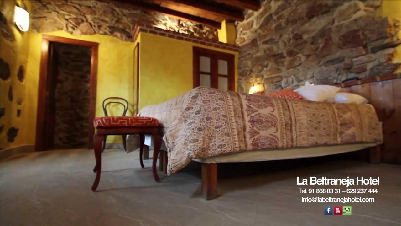 casa rural buitrago de lozoya