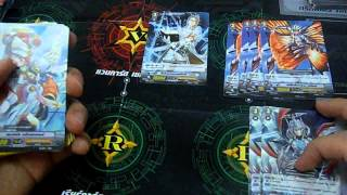 INBOX [Vanguard] ตอนที่ 1 ยูนิตต่างๆ แคลน รอยัล ใน Trial Deck 01 Blaster Blade