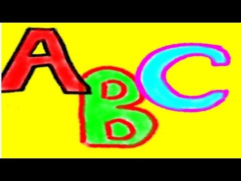 ABC - Türkçe Alfabe öğreniyorum, eğlenceli videolar, çocuk videoları