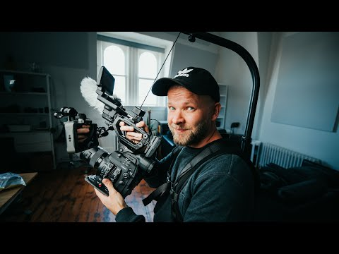 HOW TO FILM A DOCUMENTARY Part 1 // THE GEAR