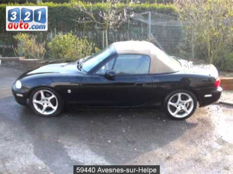occasion mazda mx 5 avesnes sur helpe youtube. Black Bedroom Furniture Sets. Home Design Ideas