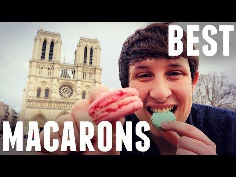 WHAT TO EAT IN PARIS: THE BEST MACARONS | LADURÉE, PIERRE HERMÉ, POUCHKINE, FAUCHON
