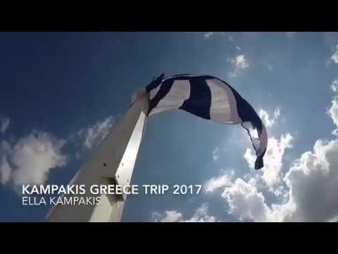 Greece Travel Video 2017