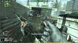 COD4 PC | Shipment Mania!!! Pure Chaos!!!