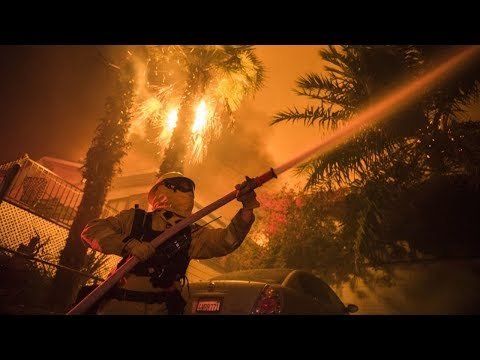 EPIC HELL FIRES CONTINUE TO TORCH SOUTHERN CALIFORNIA!! - Is