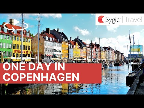 One day in Copenhagen 360° Virtual Tour