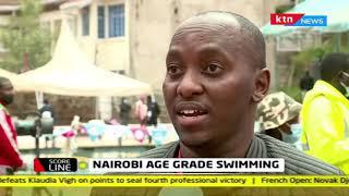 Nairobi age grade Swimming championships   SCORELINE